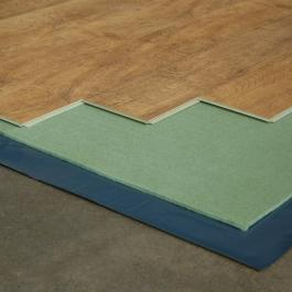 Laminaat ondervloer