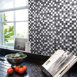 Mozaiek keukentegels
