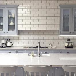Finest wandtegels keuken with wandtegels zonder voeg for Tegels zonder voeg