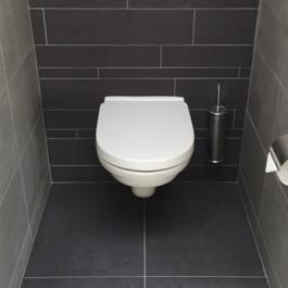 Wandtegels van de beste kwaliteit bestelt u online bij - Deco toilet grijs en wit ...