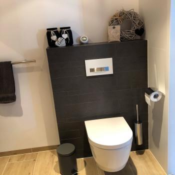 Wandtegels toilet