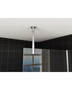 Stabilisatiestang plafondbevestiging inkortbaar rond 1000mm