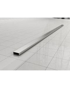 Vierkante stabilisatiestang 1000mm