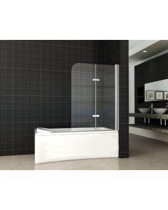 Fine vouwbare badwand 1000x1400 6mm antikalk
