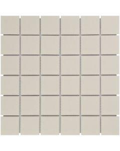 Mozaiek Barcelona Vierkant Crème 4,8x4,8