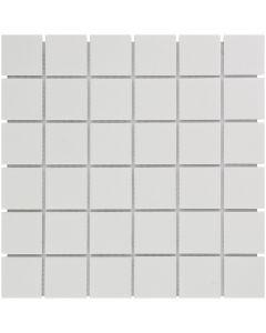 Mozaiek Barcelona Vierkant Extra Wit 4,8x4,8
