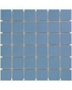 Mozaiek Barcelona Vierkant Blauw 4,8x4,8