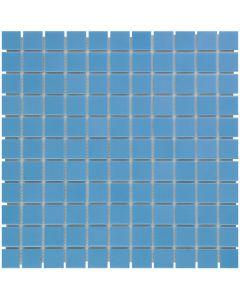 Mozaiek Barcelona Vierkant Blauw 2,3x2,3
