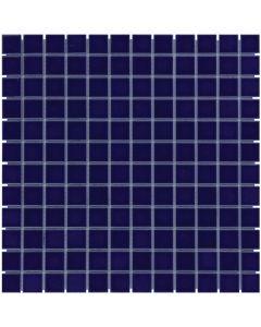Mozaiek Barcelona Vierkant Donker Blauw 2,3x2,3