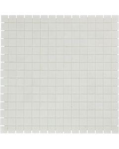 Mozaiek Amsterdam Vierkant Off white 2x2