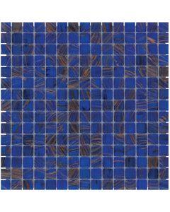 Mozaiek Amsterdam Vierkant Midden Blauw 2x2