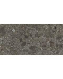 Vloertegel Terrazzo Hannover Steel 30x60 rett