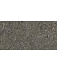 Vloertegel Terrazzo Hannover Black 60x120 rett