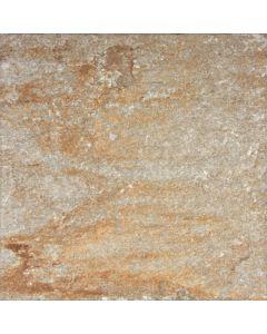 Keramische Terrastegels Unicom Starker Quarzite Gold naturel 61,5x61,5x2