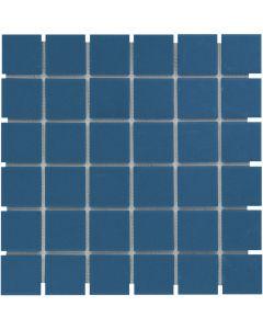 Mozaiek London Vierkant Blauw 4,8x4,8