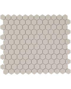 Mozaiek London Hexagon Wit 2,3x2,6