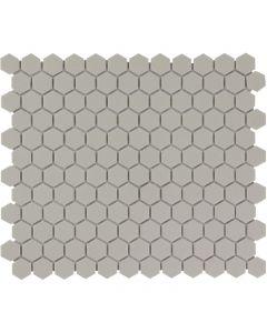 Mozaiek London Hexagon Grijs 2,3x2,6