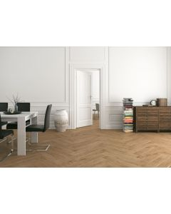 Keramisch parket Natural wood Walnut 15x90