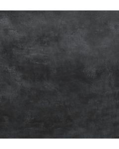 Vloertegel Betonlook Street Black 60x60