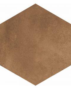 Vloertegels zeskant Timeless Cotto 34,5x40
