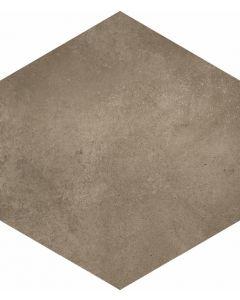 Vloertegels zeskant Timeless Ecru 34,5x40