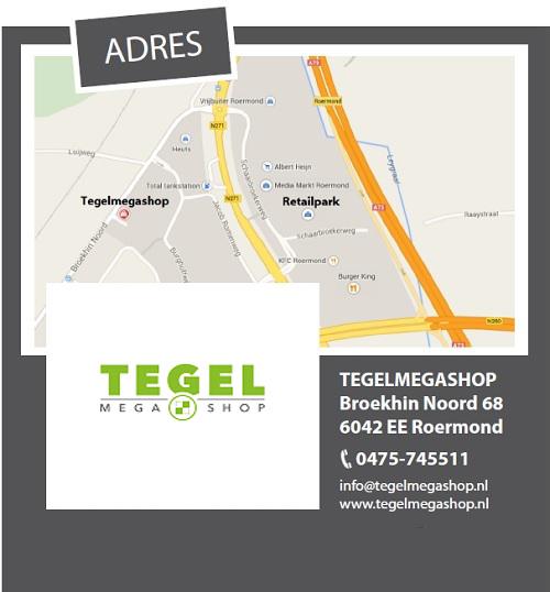 Tegels Roermond; Tegelmegashop Roermond