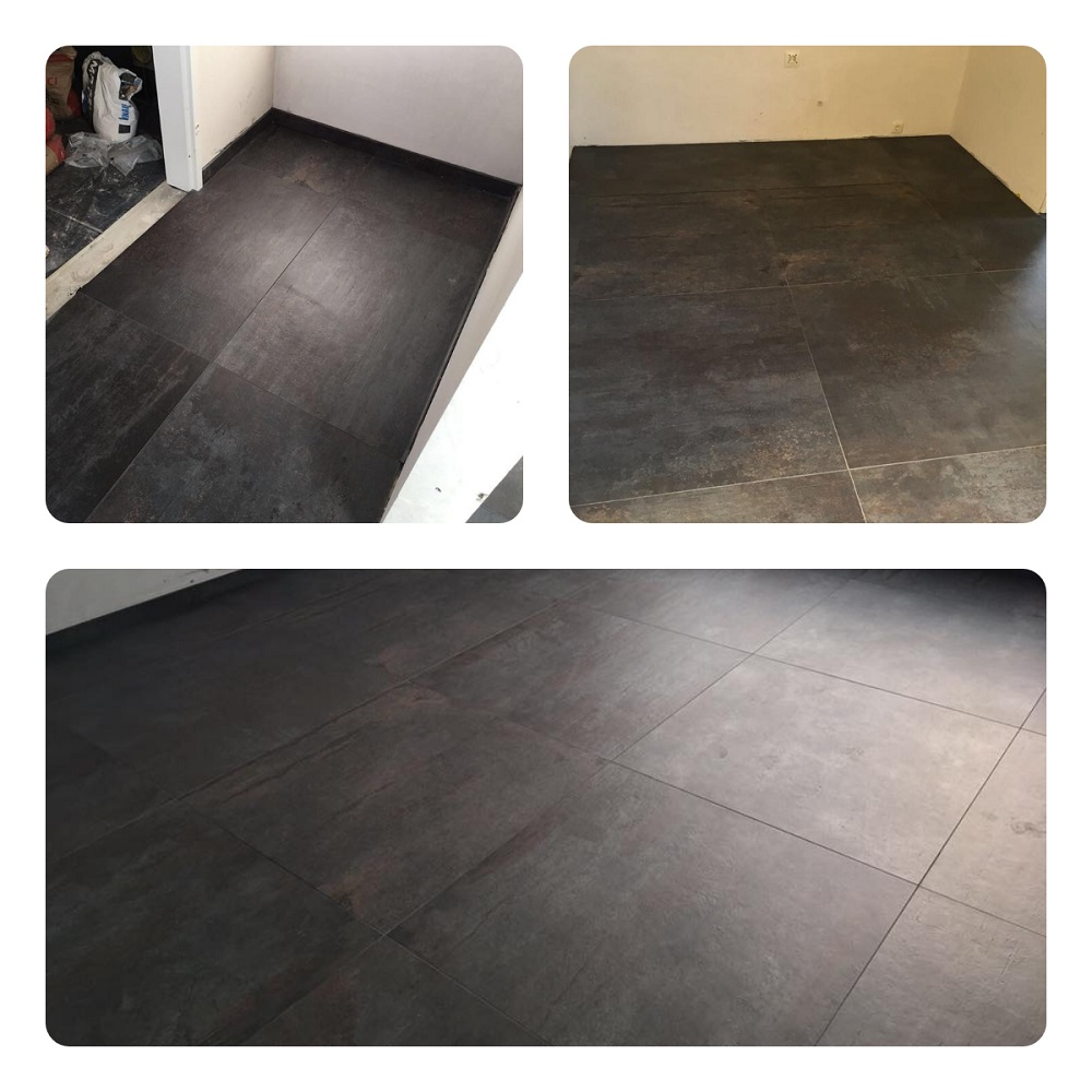 Flatrion Black 90x90 rett